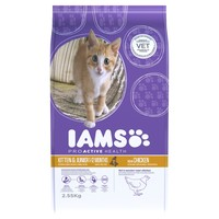 Iams ProActive Health Kitten & Junior Food big image