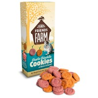 Supreme Charlie and Friends Vanilla/Raisin/Carrot Cookies 99g big image