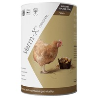 Verm-X Original Pellets for Poultry, Ducks and Fowl big image