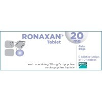 Ronaxan Tablet 20mg big image