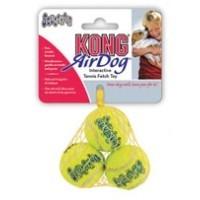 Air Kong Three Small Breed Squeaker Tennis Balls big image