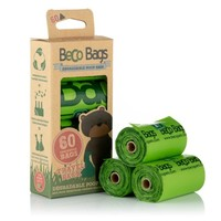 Beco Unscented Degradable Poop Bags big image