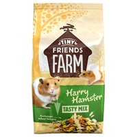 Supreme Tiny Friends Farm Harry Hamster Tasty Mix big image