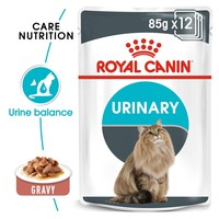 Royal Canin Urinary Care Pouches in Gravy Adult Cat Food big image