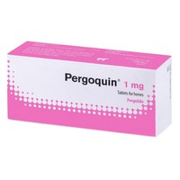 Pergoquin 1mg Tablets for Horses big image