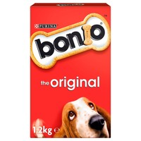 Nestle Purina Bonio Original Dog Biscuits big image