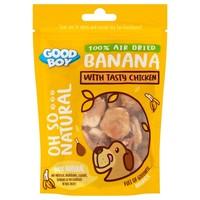 Good Boy Oh So Natural Dog Treats (Banana with Chicken) 85g big image