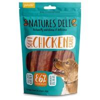 Natures Deli Soft Chicken Sticks 100g big image