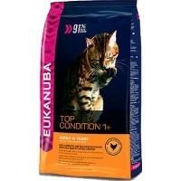 Eukanuba Cat Adult Top Condition 1+ 2kg big image