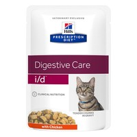 Hills Prescription Diet ID Pouches for Cats big image