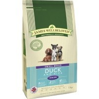 James Wellbeloved Senior Dog Small Breed Duck and Rice big image