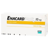 Enacard 10mg Tablets for Dogs big image