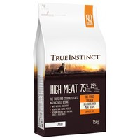 True Instinct High Meat Dry Cat Food (Free Range Chicken) big image