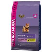 Eukanuba Puppy Junior Small Breed 3kg big image
