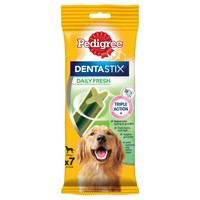 Pedigree Dentastix Fresh Large Dog Treats big image