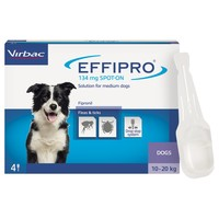 Effipro for Medium Dogs (4 Pipettes) big image