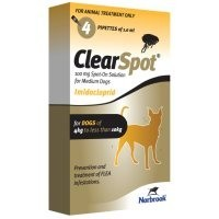 ClearSpot Spot-On Solution for Medium Dogs (OUTER 24) big image