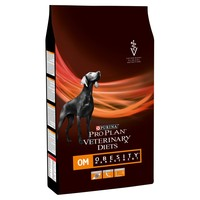 Purina Pro Plan Veterinary Diets OM Obesity Management Dry Dog Food big image