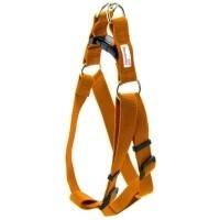 Doodlebone Bold Adjustable Medium Harness (Orange) big image