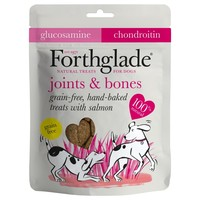 Forthglade Grain Free Joints and Bones Dog Treats (Salmon) big image