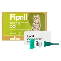 Fipnil for Cats 3 Pipettes big image