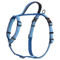 Halti Walking Adjustable Dog Harness (Blue) big image