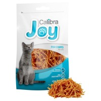 Calibra Joy Fish Stripes Treats for Cats 70g big image