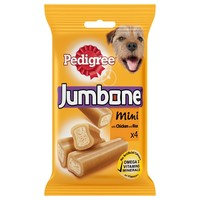 Pedigree Jumbone Mini Chews (Chicken & Rice) big image