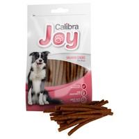 Calibra Joy Salmon Sticks Treats for Dogs 80g big image