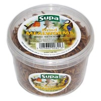 Supa Dried Mealworms big image