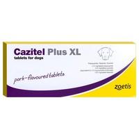 Cazitel Plus XL Tablets for Dogs big image