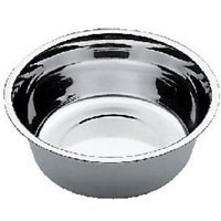 Stainless Steel Deluxe Dog Water Feeding Bowl big image