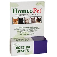 HomeoPet Feline Digestive Upsets 15ml big image