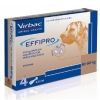 Effipro Extra Large Dogs 4 Pipettes big image