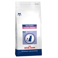 Royal Canin Vet Care Nutrition Neutered Young Female Dry Food for Cats big image