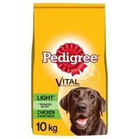 Pedigree Complete Adult Light Dry Dog Food (Chicken & Vegetable) 10kg big image