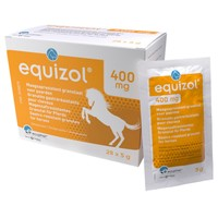 Equizol 400mg Granules for Horses (28 Sachets) big image