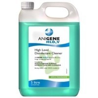 Anigene HLD4V High Level Apple Scented Disinfectant Cleaner 5L big image