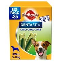 Pedigree Dentastix Fresh Daily Dental Chews (Small Dog) big image
