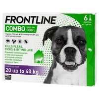 Frontline Combo Spot-On for Large Dogs big image