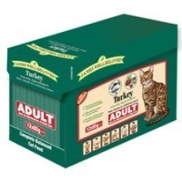 James Wellbeloved Adult Cat 85g Pouches - Turkey big image