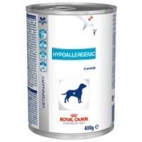 Royal Canin Hypoallergenic Dog Food 12 x 400g big image