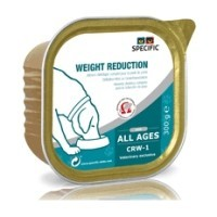 Specific CRW-1 Weight Reduction Dog Food Wet 6 x 300g big image