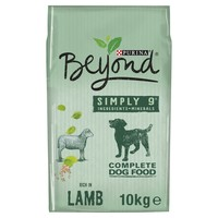 Purina Beyond Simply 9 Rich in Lamb with Whole Barley 10kg big image