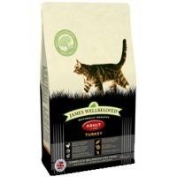James Wellbeloved Adult Cat Turkey & Rice Cat Food big image