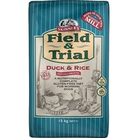 Skinners Field and Trial Duck & Rice Dog Food big image