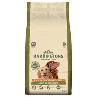 Harringtons Complete Dry Food for Adult Dogs (Chicken with Rice) 2kg big image