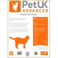 PetUK Advanced Adult Cat Food (Chicken) big image