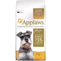 Applaws Senior All Breeds Dry Dog Food 2kg (Chicken) big image