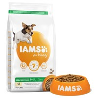 Iams for Vitality Small/Medium Breed Adult Dog Food (Fresh Chicken) big image